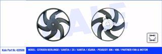 Fan Motoru Berlıngo   Xantıa   Zx   Xantıa   Xsara - Peugeot 306   406   Partner resmi