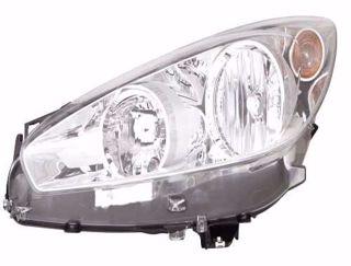 Far Sag Sınyallı Motorlu Ampullu Peugeot 208 2012 resmi