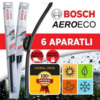 Peugeot 301 Muz Silecek 2012-2015 Bosch Aeroeco resmi