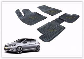 Paspas 3d X-mat Havuzlu Peugeot 308 15> Siyah resmi