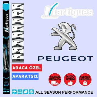 Peugeot 301 Muz Silecek Takımı 2012-2017 resmi