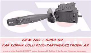 Far Kolu Peugeot P106-p206- P306- Partner-berlıngo-saxo-jumpy-scudo resmi