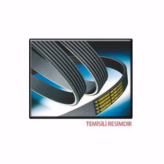 Kanallı Kayış Cıtroen Bx 1.8td 8v 84-94 Ford Escort 1.6 8v 80-85 Peugeot 106 1.4d 8v 91-96 605 resmi