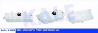Radyator Yedek Su Deposu Cıtroen Jumper - Peugeot Boxer resmi