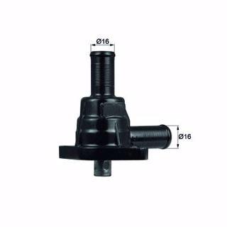 Termostat  84°  Boxer Dızel D5 -d5t-d5ted Jumper 2.5 Dzl Cıtroen Peugeot resmi