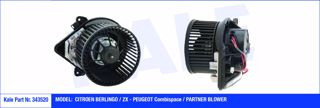 Kalorifer Motoru 12v Cıtroen Berlıngo-zx-peugeot Combispace-partner resmi