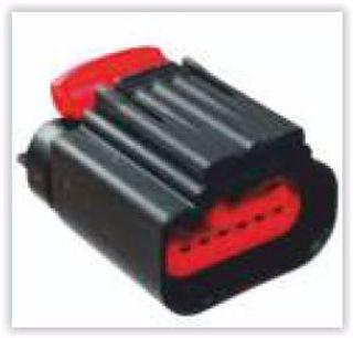 Hava Kütle Ölçer Debimetre Akışmetre Soketi Ford-pejo-cıtroen 1.4-1.6-1.8 Üniversal resmi