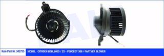 Kalorifer Motoru 12v Cıtroen Berlıngo-zx-peugeot 306-partner resmi