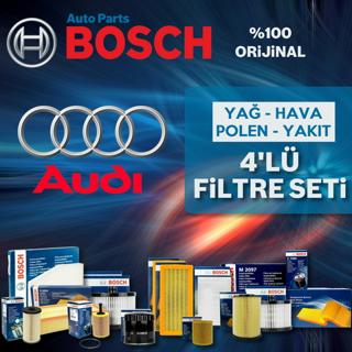 Audi A3 1.6 Bosch Filtre Bakım Seti 2004-2012 resmi
