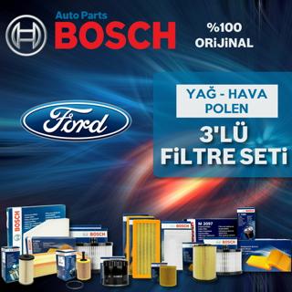 Ford Focus 1.6 Ti-vct Bosch Filtre Bakım Seti 2011-2015 resmi