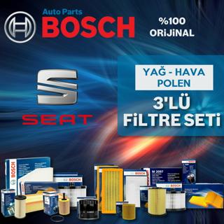 Seat Cordoba 1.4 Tdı Bosch Filtre Bakım Seti 2003-2009 resmi