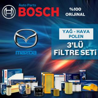 Mazda 3 1.6 Bosch Filtre Bakım Seti 2004-2008 resmi