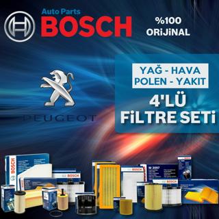 Peugeot 301 1.6 Hdi Bosch Filtre Bakım Seti 2013 - 2018  resmi