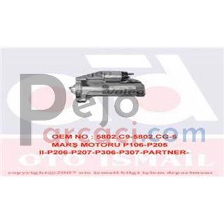 PEUGEOT PARTNER ORIGIN 1.4 2002-2006 Valeo Marş Motoru resmi